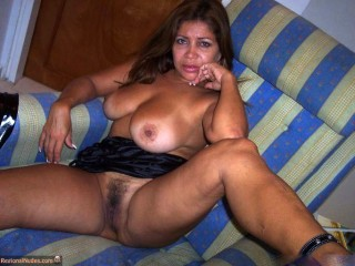 Colombian Mature Slut Pussy and Tits