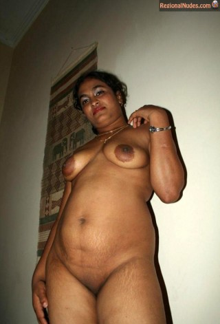 Indian Naked Auntie Homemade