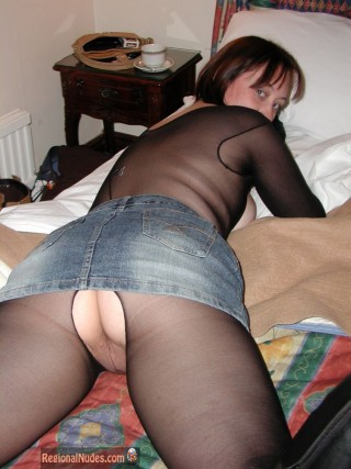 Mature New Zealander Woman Pussy Under Skirt
