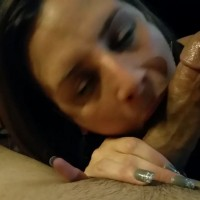 Cuban Whore Sucks it and Loves Cum HD
