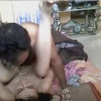 Egyptian Couple Homemade Sex