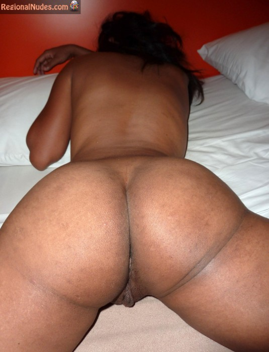 sexy thick ass bent over naked