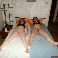 Bulgarian Women Pussies in Bed