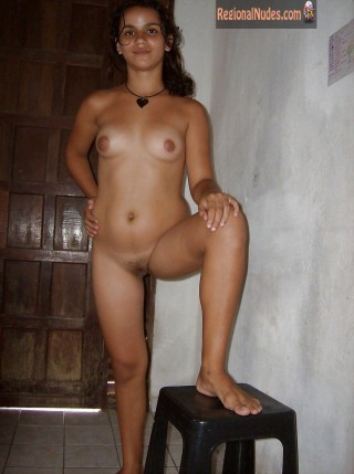 Bolivian Teen Girl Naked at Home