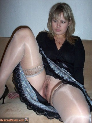 Nasty Russian Housewife Revealing Cunt