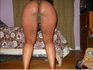 Nice Naked Somalian Woman Booty Bent Over
