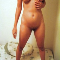 Nude Woman Body from Bahrain