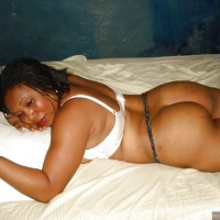 Senegalese Wife Nude Ass Face Down