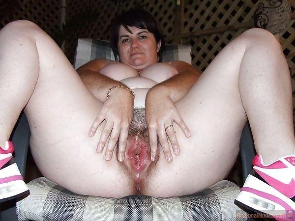 Australian Fat Nude Wife Spreading Pussy  Regional Nude -5650