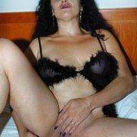 Nasty Spanish Wife Masturbating Rubbing Pussy
