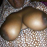 Black Arabian Ethiopian Breasts Mature