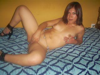 Chilean Milf Thin Naked Body