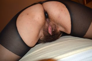 Hairy Wet Vagina Ass from Mexico