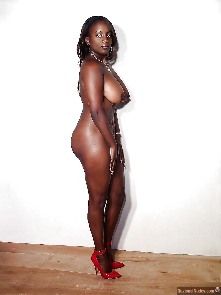 Nude Busty Nigerian Woman Sideways From Lagos  Regional -6282