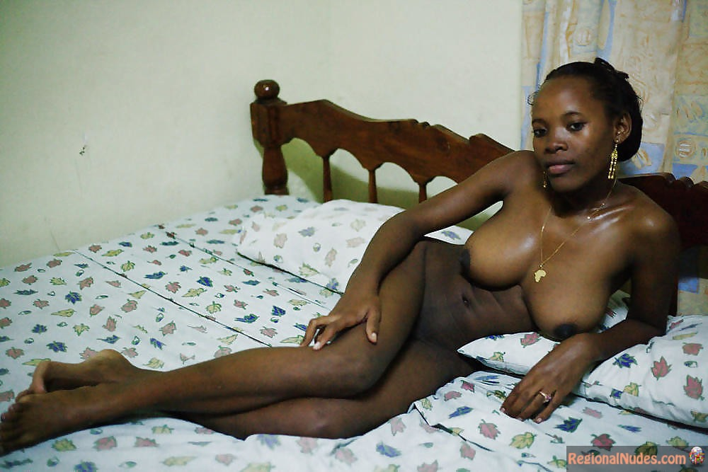 Thin-Hot-Naked-Black-Jamaican-Busty-Woman  Regional Nude -9808