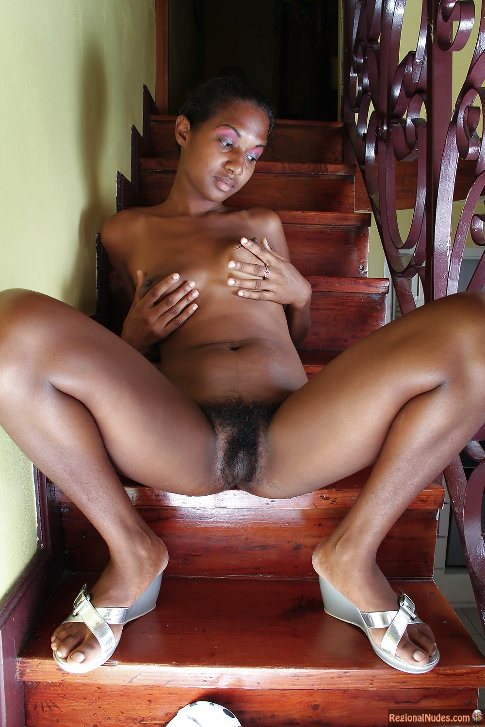 Lagos-Pretty-Young-Nigerian-Woman-Naked-Hairy  Regional -9871