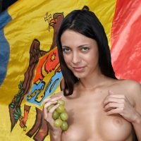 topless-girl-posing-with-moldova-flag