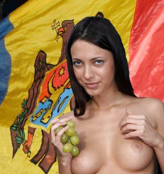 topless-girl-posing-with-moldova-flag