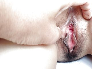 Asian Gaping Pussy from China