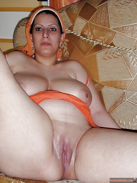 Naked Iranian Wife at Home