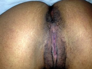 Brazilian Trimmed Brown Pussy