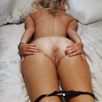 Croatian Woman Naked Spreading Ass